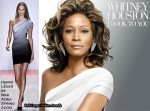 "Whitney Houston Wearing Herve Leger On ""I Look To You"" Cover"