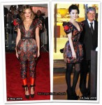 Who Wore Louis Vuitton Better? Leighton Meester or Fan Bingbing