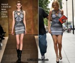 Serena van der Woodsen Loves Herve Leger
