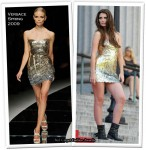 "Runway To ""The Beautiful Life"" Photo Shoot - Mischa Barton In Versace"