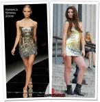 "Runway To ""The Beautiful Life"" Photo Shoot - Mischa Barton In Versace"