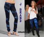 "In Audrina Patridge's Closet - J Brand ""Out Of Control"" Jeans"