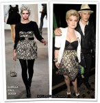Runway To Whisky Mist - Kelly Osbourne In Luella