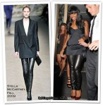 Runway To 21st Birthday Party - Alexandra Burke In Stella McCartney