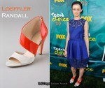 In Alexis Beldel's Closet - Loeffler Randall Genevieve Asymmetrical Zip Sandals