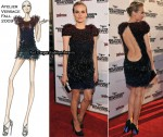 Exclusive Sketch Of Diane Kruger's Atelier Versace Fall 2009 Dress