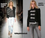Balmain vs. Alice + Olivia