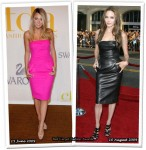 Who Wore Michael Kors Better? Blake Lively or Angelina Jolie