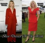 Best Dressed Of The Week - Cate Blanchett & Ashley Roberts