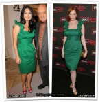 Who Wore Catherine Malandrino Better? Catherine Malandrino or Christina Hendricks