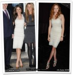Who Wore Alexander McQueen Better? Cheryl Cole or Lily Cole