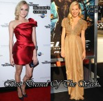 Best Dressed Of The Week - Diane Kruger In Marchesa & Sienna Miller In YSL