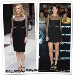 Who Wore Chanel Better? Diane Kruger or Shantel VanSanten
