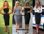 Elle Macpherson's Obsession - Victoria Beckham's Dress Collection