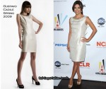 Runway To 2009 ALMA Awards Press Conference - Eva Longoria In Gustavo Cadile