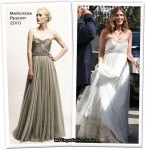 Rhea Durham Weds Mark Wahlberg In Marchesa