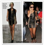 Runway To Sidewalk - Rihanna In Rag & Bone