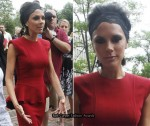 Runway To American Idol Boston Auditions - Victoria Beckham In Victoria Beckham Collection