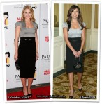Who Wore Black Halo Better? Jennifer Morrison or Vanessa Minnillo