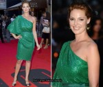 "Katherine Heigl Wearing Naeem Khan To ""The Ugly Truth"" London Premiere"