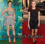 Best Dressed Of The Week - Leighton Meester In Louis Vuitton & Diane Kruger In Atelier Versace