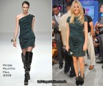 "Sienna Miller Changes 5 Times In One Day Promoting ""G.I. Joe: The Rise Of Cobra"""