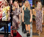 "Which Was Your Favourite Sienna Miller ""G.I. Joe: The Rise Of The Cobra"" Promotional Tour Look?"