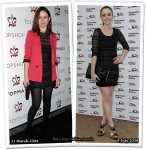 Who Wore Topshop Better? Emily Mortimer or Lily Collins