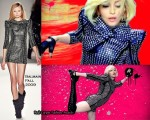 "Runway To ""Celebration"" Video - Madonna In Balmain"