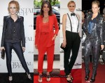 Red Carpet Trends - Pants