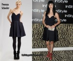 In Krysten Ritter's Closet - Proenza Schouler Quilted Bustier Dress