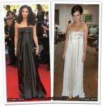 Who Wore YSL Better? Rachida Brakni or Anna Friel