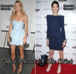 Best Dressed Of Week - Sienna Miller In Thakoon & Michelle Monaghan In Rachel Roy