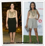 Who Wore Malandrino Better? Sophia Bush or Kerry Washington