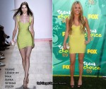 2009 Teen Choice Awards - Worst Dressed