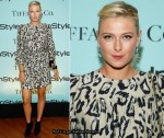 Tiffany & Co. and InStyle Honour Maria Sharapova