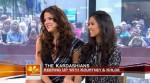 """Kourtney and Khloe Take Miami"" New York Promo Tour"