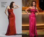 Vanessa Williams Hosts The Daytime Emmy Awards Wearing Gustavo Cadile