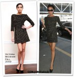 Runway To LAX - Victoria Beckham In Victoria Beckham Collection