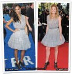 Who Wore Azzedine Alaia Better? Zoe Saldana or Doutzen Kroes