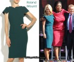 In Kelly Ripa's Closet - RM by Roland Mouret Pencil Dress