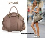 In Olivia Palmero's Closet - Chloé Leather Tote