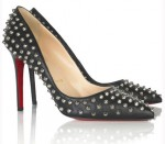 Christian Louboutin Studded Pigalle Pumps On Sale At Net-A-Porter