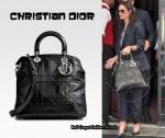 In Demi Moore's Closet - Christian Dior Granville Tote