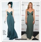 "Runway To ""Bright Star"" New York Premiere - Abbie Cornish In Elie Saab"