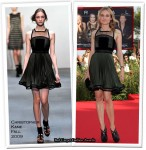 Runway To 'Mr. Nobody' Premiere - Diane Kruger In Christopher Kane