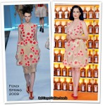 "Runway To ""Be Cointreauversial Show"" - Dita von Teese In Fendi"