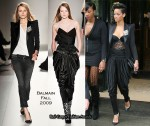 In Rihanna's Closet - Balmain, Gareth Pugh, Alexander Wang, Marc Jacobs & Stella McCartney