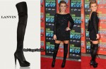 In Audrina Patridge's Closet - Lanvin Thigh-High Boots