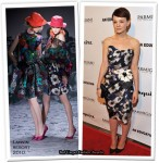 "Runway To ""An Education"" LA Premiere - Carey Mulligan In Lanvin"